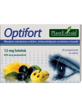 Plant E Optifort x 30