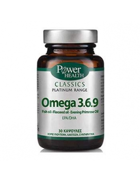 Power of Nature Classics Omega3-cps x 30