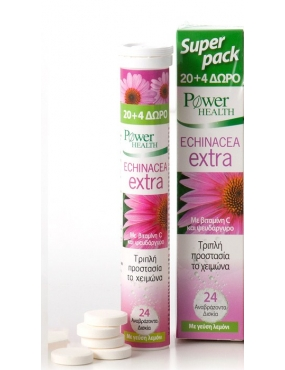 Power of Nature Echinaceea Extra-tbl.eff x 24