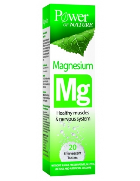 Power of Nature Magnesium-tbl.eff x 20