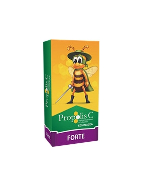 Propolis C Echinaceea Forte-cpr. x 20-Fiterman
