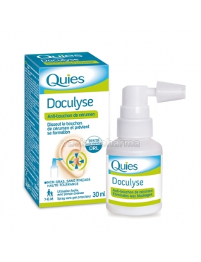 Quies Doculyse-spary Auricular 30ml
