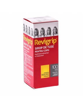 Revigrip Sirop Tuse Copii 100ml