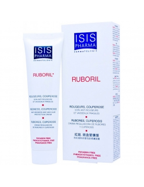 Ruboril Crema 30ml - Isis Pharma
