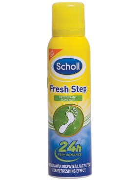 Scholl Spray FreshStep Refreshing 150ml