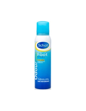 Scholl Spray Odour Control Foot 150ml
