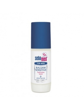 Sebamed Balsam Deo. Roll-on Sensitiv pt Barbati x 50 ml