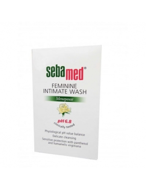 Sebamed Gel Igiena Intima Feminina PH 68 x 200ml