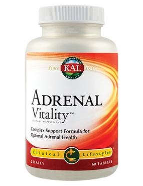 Secom Adrenal Vitality x 60cps.