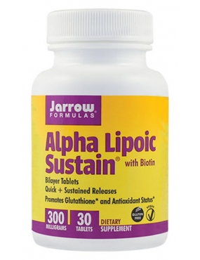 Secom Alpha Lipoic Sustain 300