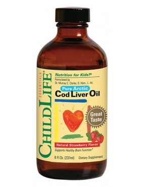 Secom Cod Liver Oil 237ml Child Life