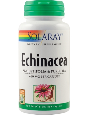 Secom Echinaceea x 100-Solaray