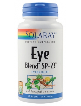 Secom Eye Blend x 100 - Solaray