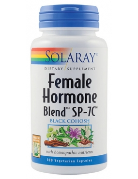 Secom Female Hormone x 100 Solaray