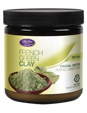 Secom French Green Clay (All Skin Types)