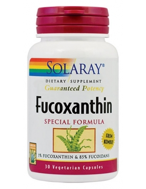 Secom Fucoxanthin x 30 - Solaray
