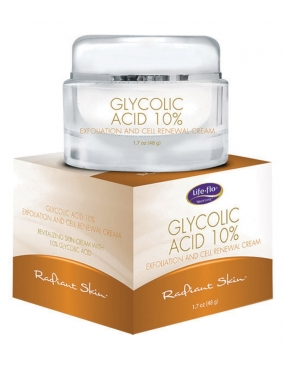 Secom Glycolic Acid 10% Cream