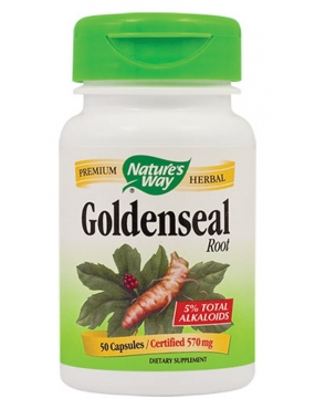 Secom GoldenSeal Root 50 Natures Way