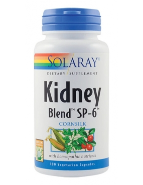 Secom Kidney Blend-cps. x 100-Solaray