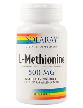 Secom L-Methionine x 30