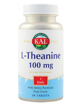 Secom L-Theanine x 30