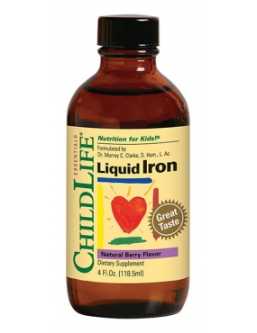 Secom Liquid Iron 10mg 118.50ml