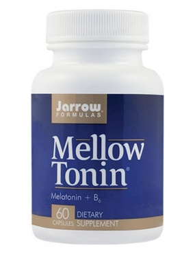 Secom Mellow-Tonin x 60 Jarrow