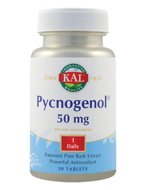 Secom Pycnogenol 50mg - Kal