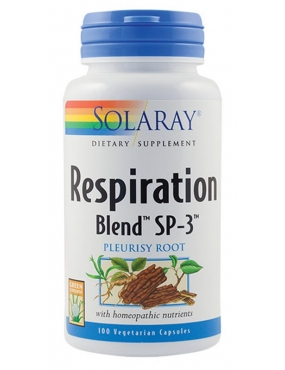 Secom Respiration Blend x 100 Solaray