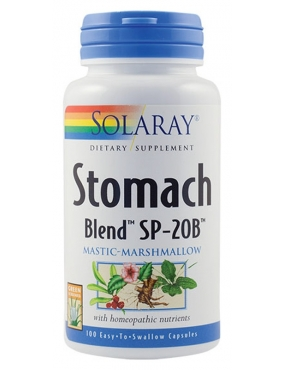 Secom Stomach Blend x 100 - Solaray