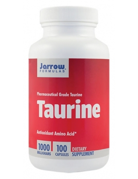 Secom Taurine1000 x 100 Jarrow