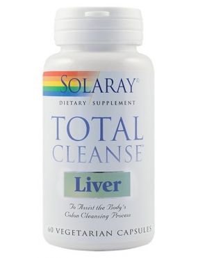 Secom Total Cleanse Liver x 60 Solaray