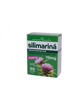 Silimarina forte 70mg-cpr. x 90 Lab. Remedia