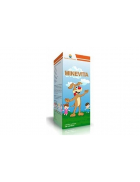 Sun Wave Minevita Sirop 200ml