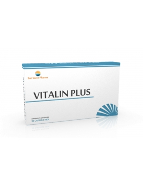 Sun Wave Vitalin Plus-cps. x 30