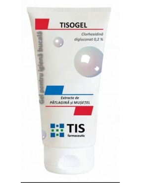 Tis Tisogel 50ml