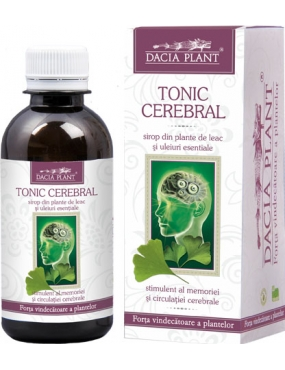 Tonic Cerebral 200ml Dacia Plant