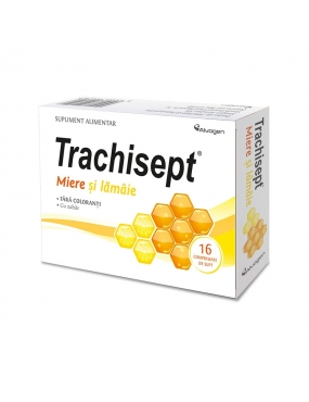 Trachisept miere + lamaie-cpr. x 16-Labormed