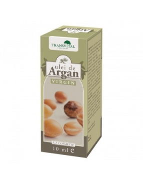 Transvital Ulei de Argan Virgin 10ml