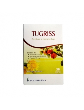 Tugriss-cps x 30-Polipharma