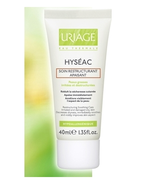 Uriage Hyseac Crema Restructuranta 40ml