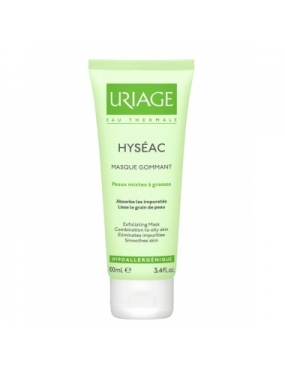 Uriage Hyseac Masca Gomanta 100ml