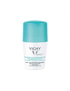 Vichy Deo Roll-on Antiperspirant 48h Parfum 50ml