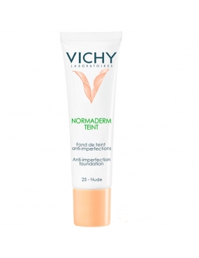 Vichy FDT Normaderm Teint 25 nude 30ml