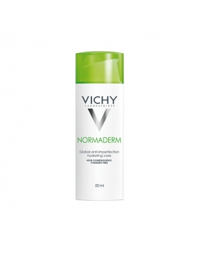 Vichy Normaderm Total Care Crema pt.ingrijire ten