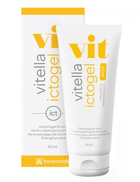Vitella Ictogel 50ml