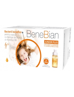 Walmark BeneBian Junior Plus-doze x 5