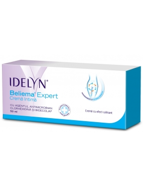 Walmark Idelyn Beliema Intimate Cream 50ml