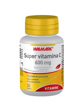 Walmark Super vitamina C 600mg-cpr. x 30