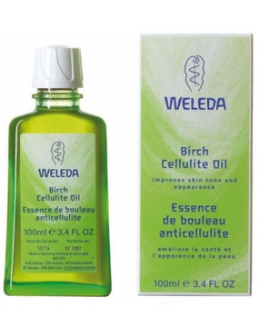 Weleda Ulei Anti-celulita Mesteacan 100ml